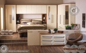 Wardrobe Design With Dressing Table home interior