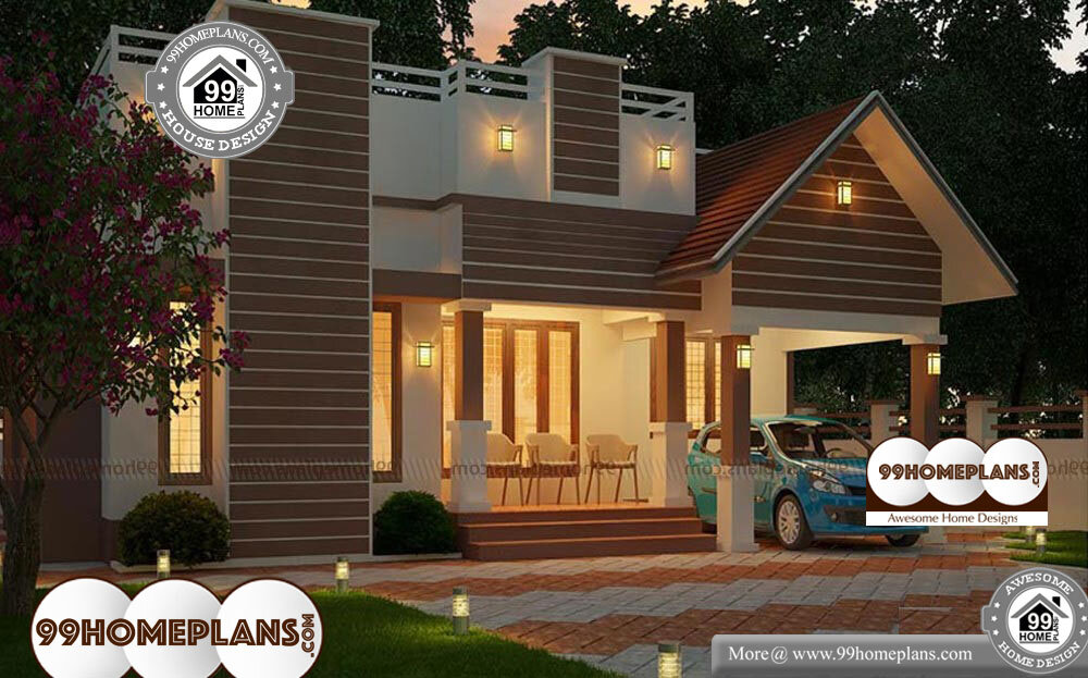 One Story Traditional Home Plans - One Story 1000 sq ft - Home