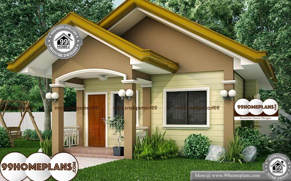 Traditional House Plans Kerala Style - One Story 516 sq ft-Home