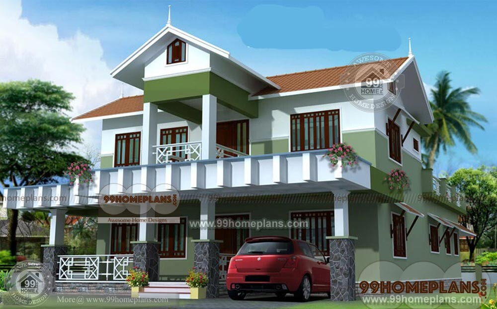 3 bhk house plan independent house home design elevation for Independent house model pictures