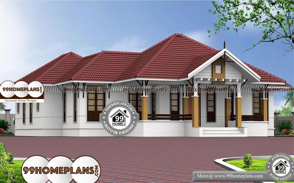 4 Bedroom Single Story House Plans Single