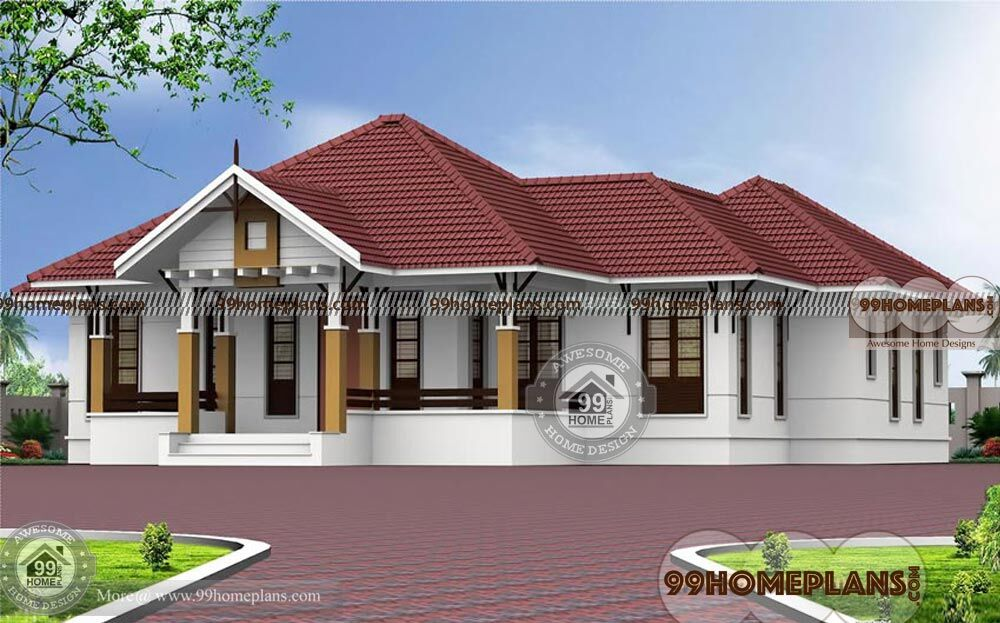 4 bedroom single story house plans dream home