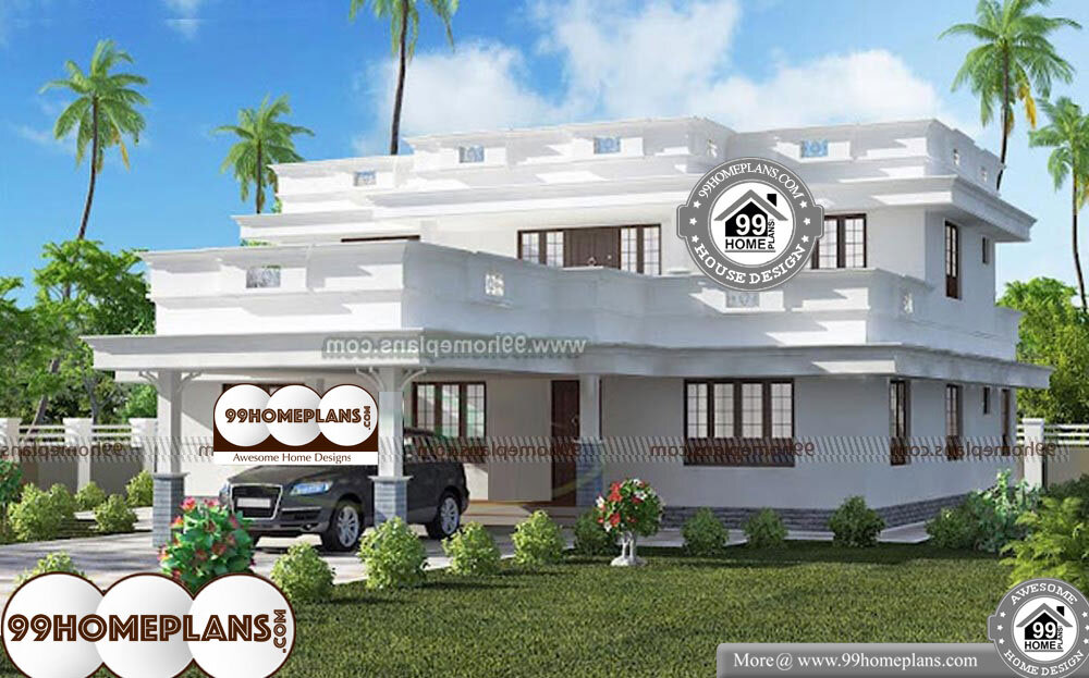 Beautiful House Designs And Plans - 2 Story 2991 sqft-Home