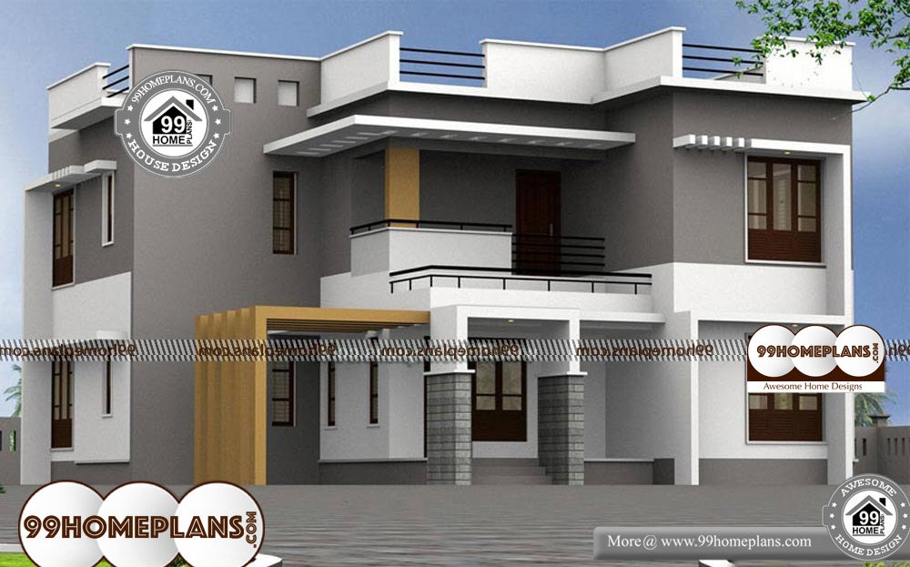 Double Story House pictures - 2 Story 2500 sqft-Home