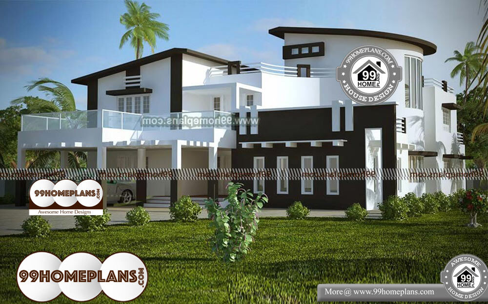 House Design Image Gallery - 2 Story 5004 sqft-Home