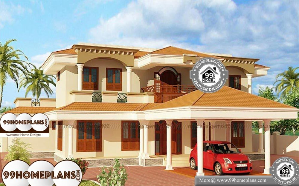 Kerala House Designs Low Cost - Home Plan Elevation - 2 ...