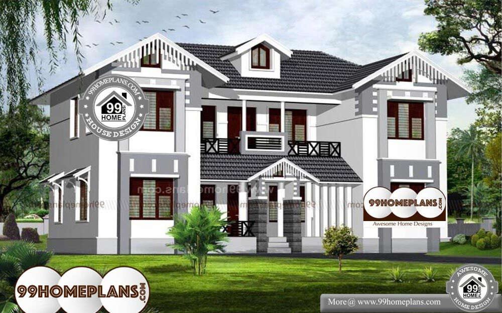 Kerala House Plans With Photos And Price New Double Story Home Idea