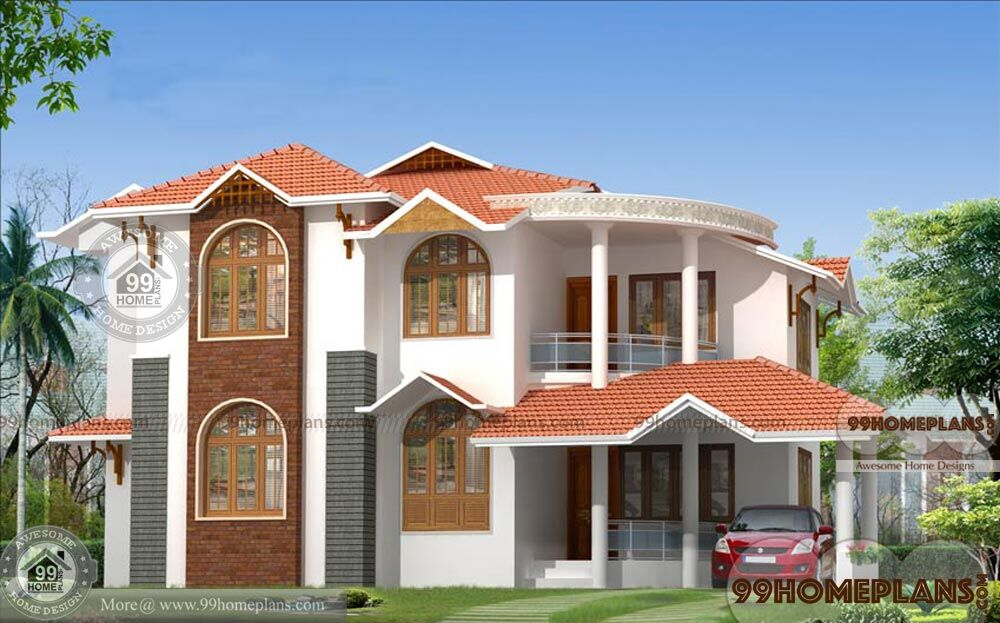 Budget Of This House Is 38 Lakhs Contemporary Kerala Design