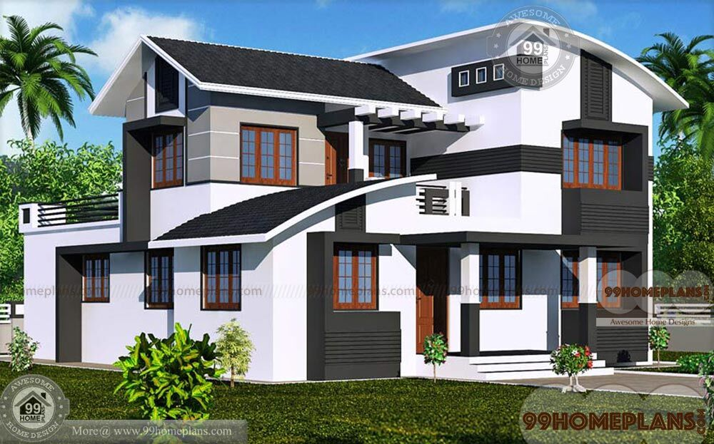 contemporary ranch house plans best home elevation 2 story design - Download Contemporary Best Small Modern House Designs  Images
