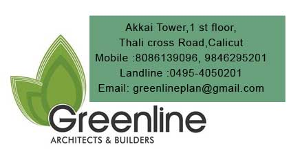 greenline architects builders calicut