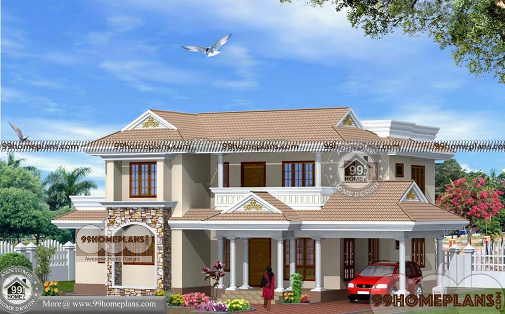 indian home design plans with photos
