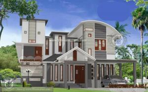 kerala house plans with cost