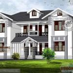 kerala house plans with photos and price