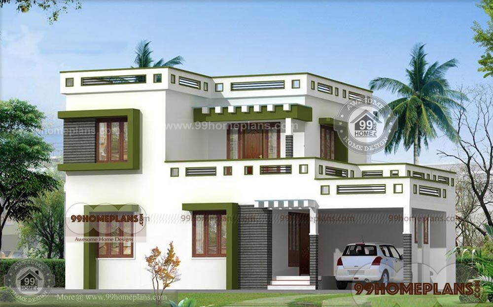 Low cost house plans with estimate latest home design for Low cost home design