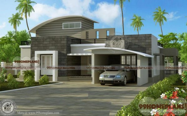 Natural Stone House Plans Single