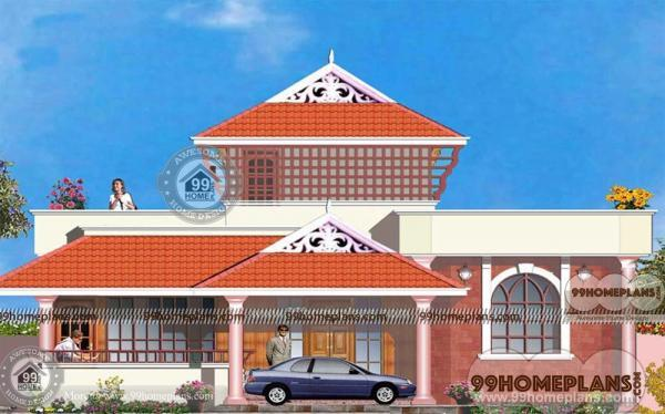 Small Home Design Plans Latest Kerala Two Story Simple House Design