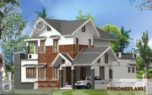stone and brick house plans