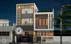 2 Storey Bungalow Design with New Concepts of Architect Model Projects
