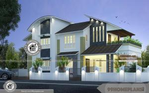 2 Storey Homes Design For Small Lot with Low Budget Selected Plans