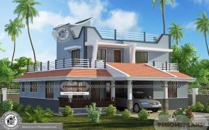 3 Bedroom House Plan Designs with New Stock Sketch & Selected Plans