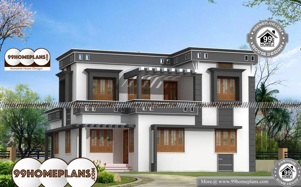 Architect Drawing House Plans - 2 Story 1760 sqft-Home