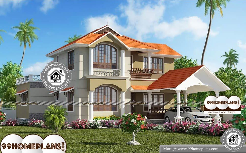 Architecture And Home Design - 2 Story 2499 sqft-Home