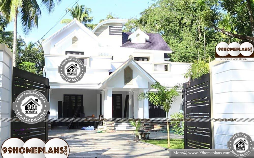 Best Architecture Design For Home - 2 Story 2400 sqft-Home