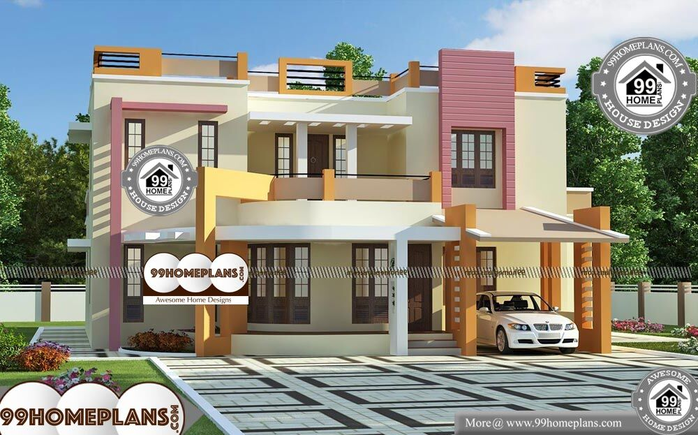 Chief architect home designer with latest small modern 2 for Chief architect house plans