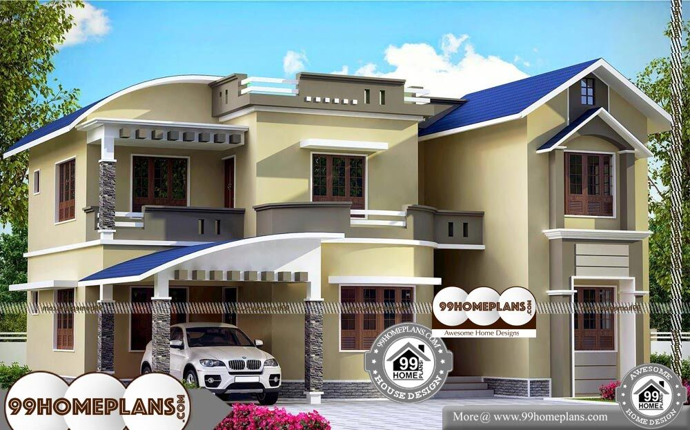 Design Your Own House Plans Free Two Story Modern Indian