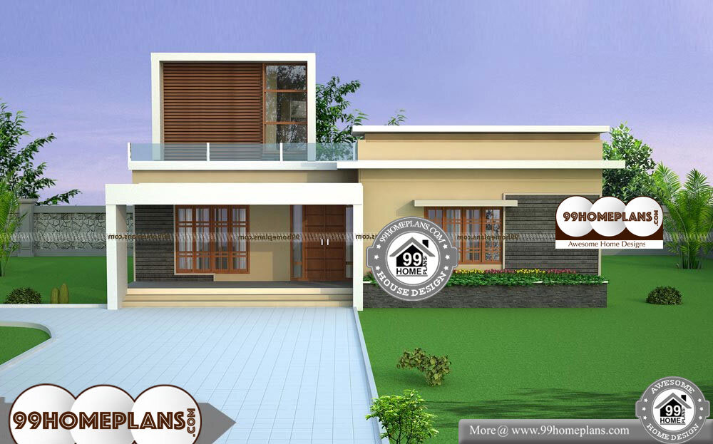 Different House Plans - Single Story 1842 sqft-Home