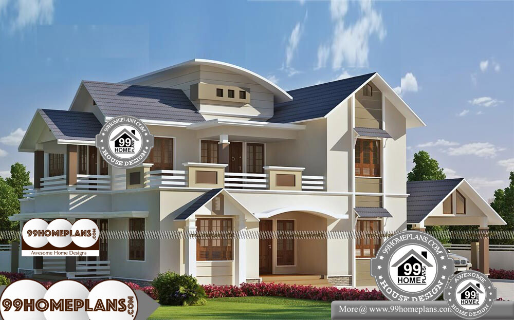 Double Storey Homes Designs Upstairs Living - 2 Story 2400 sqft-Home