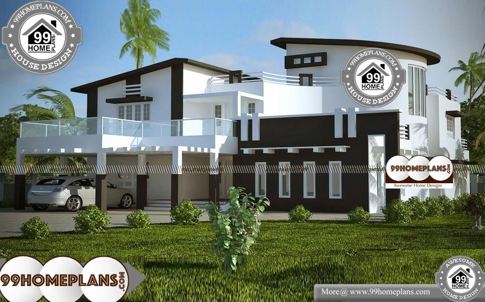 Double Story House Plans South Africa - 2 Story 5004 sqft-Home