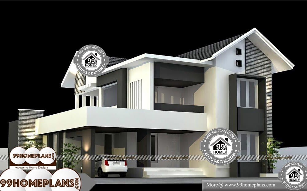 Easy to build home plans with cheapest house foundation for How much to build 2000 sq ft house