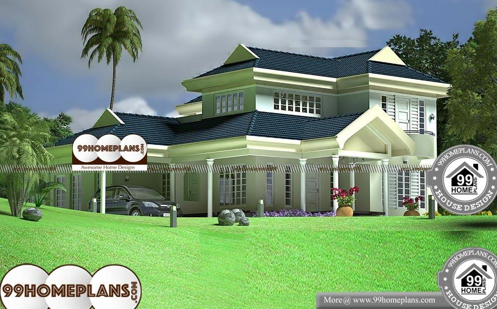 elevated bungalow house plans two floor traditional pattern design idea