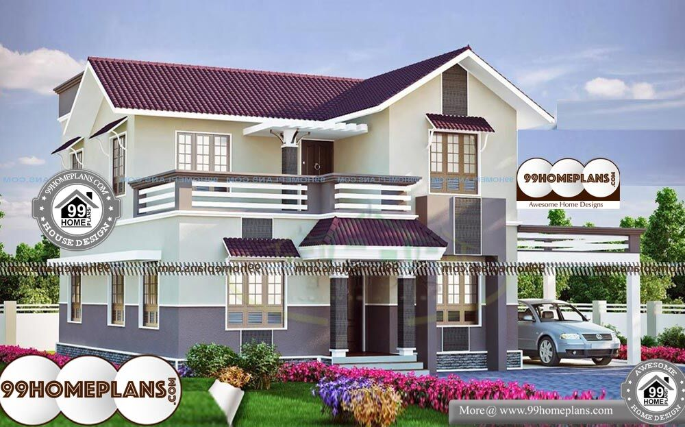 Free indian architectural house plans with exclusive two for Free indian architectural house plans
