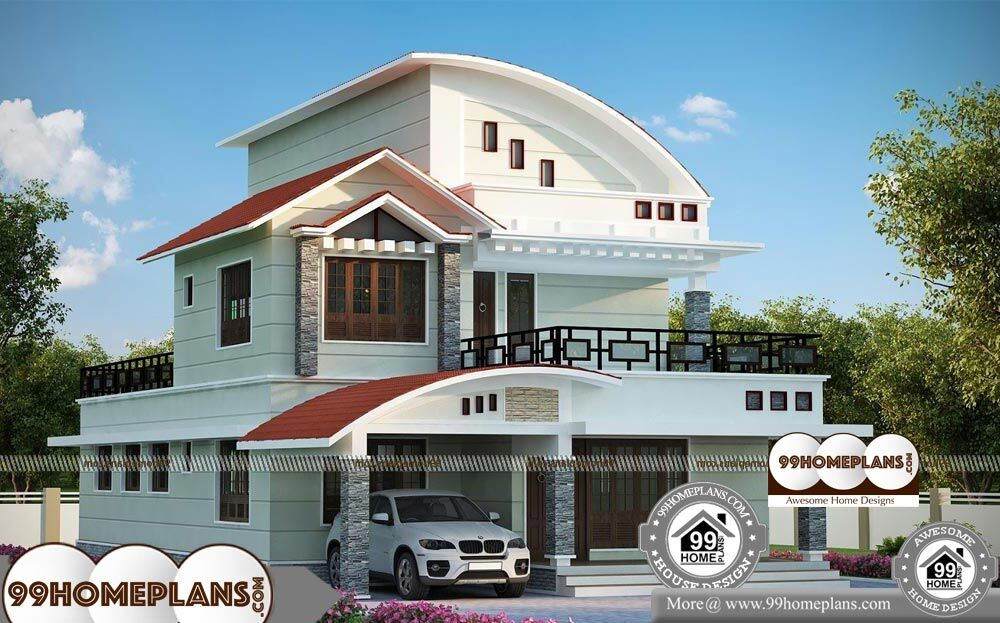 Home Front Design Double Floor - 2 Story 2397 sqft-Home