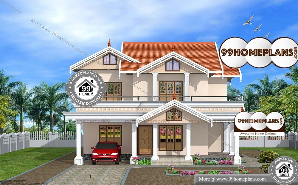Indian Home Exterior Design Photos Middle Class With
