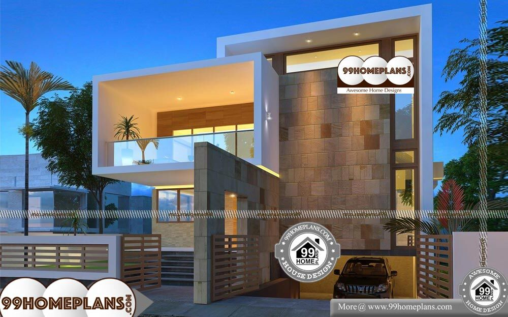 Luxury 2 Story House Plans - 2 Story 3500 sqft-Home