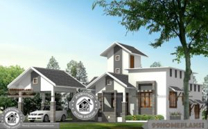 Affordable Home Plans With Photos Single Floor Stylish Designed Houses
