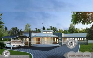 African House Plans with Single Story Home Unusual Pattern Outdoor Plan