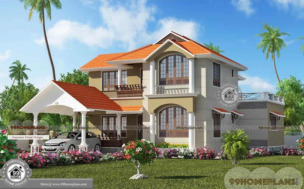 Architecture And Home Design With Latest Small Modern Home Elevation