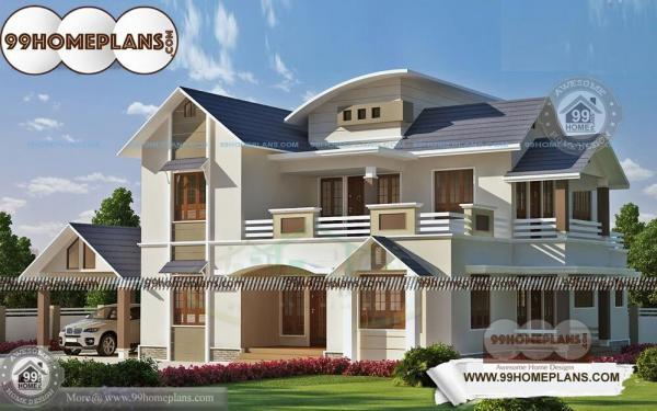 Award winning house designs in kerala residential plans for Kerala residential building elevations