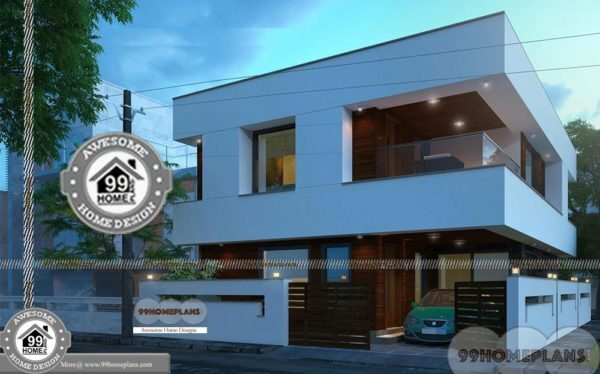 Beach Bungalow Floor Plans 2 Ultra Modern Apartment Style Homes