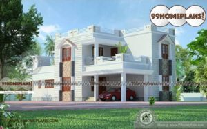 Beautiful House Plans And Designs with Two Story Italian Modern Projects