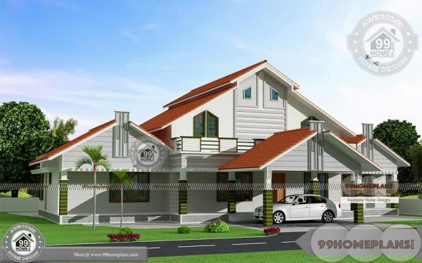 Best Single Story House Plans with Large Awesome Cost Effective Design