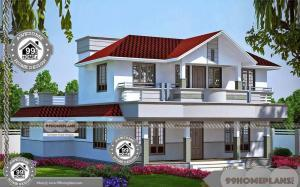 Build Double Story House Fashion and Trendy Home Design Collections