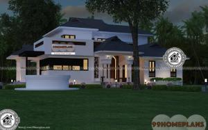 Bungalow Floor Plans For Narrow Lots Double Floor Latest Grand Plans