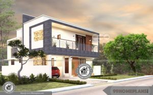 Chalet Bungalow Plans with Home Design 3D Elevation Structural Garages