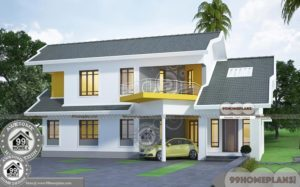 Colonial House Plans Double Floor Free Attractive Home Design Collection