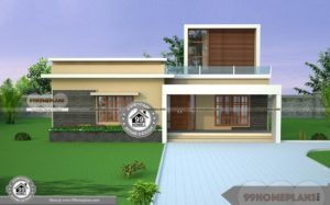 Different House Plans One Floor Amazing Outer Structure 3 BHK Homes